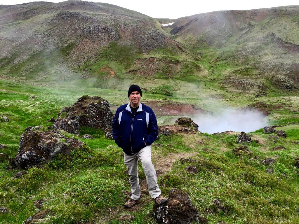 Iceland, Charles McCool