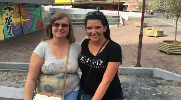 Walking the 'Invisible Path' with Shedia in Athens, Greece