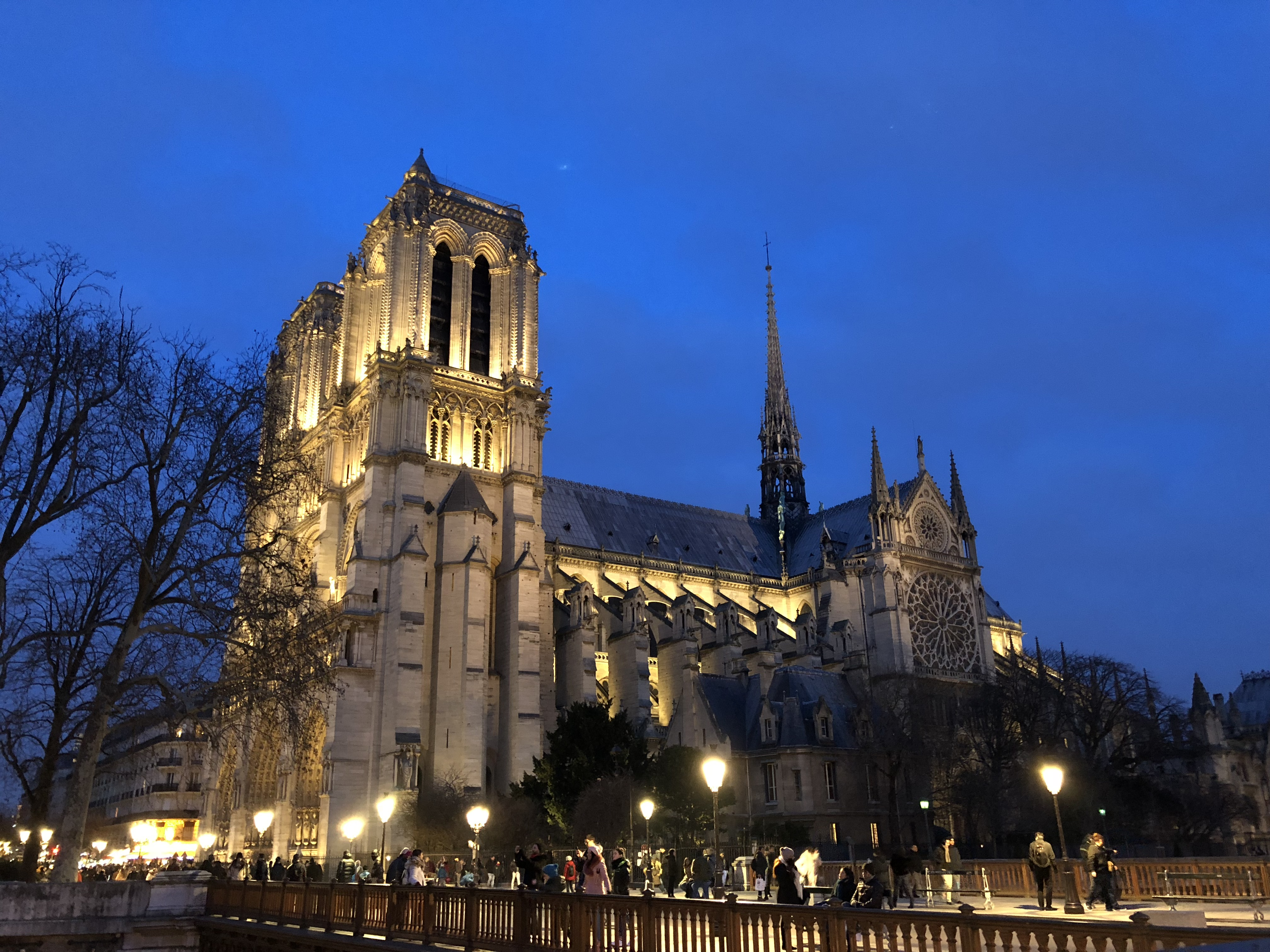 Four Nights in Paris (Day Two)