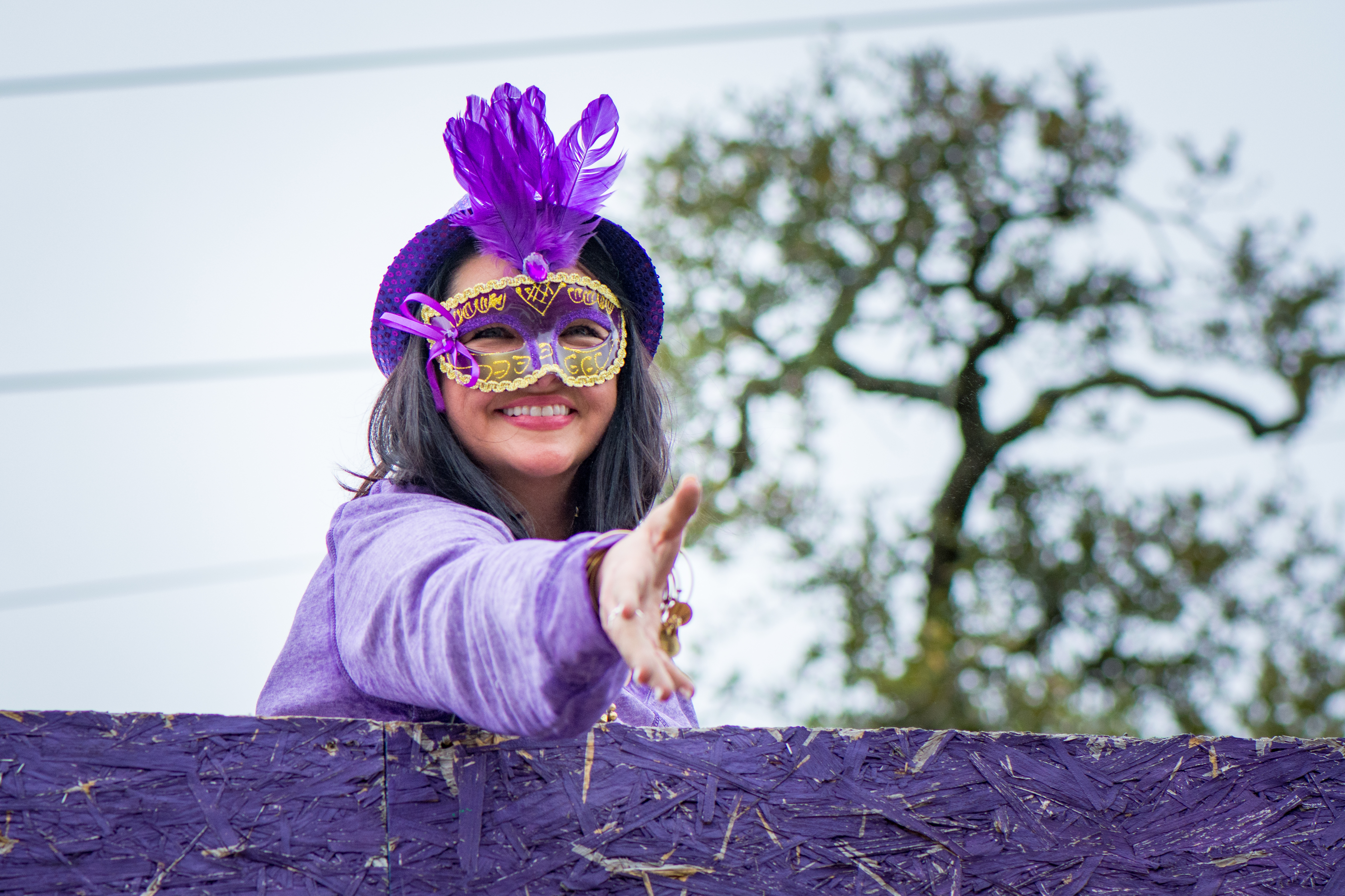 Mardi Gras in Cajun Country