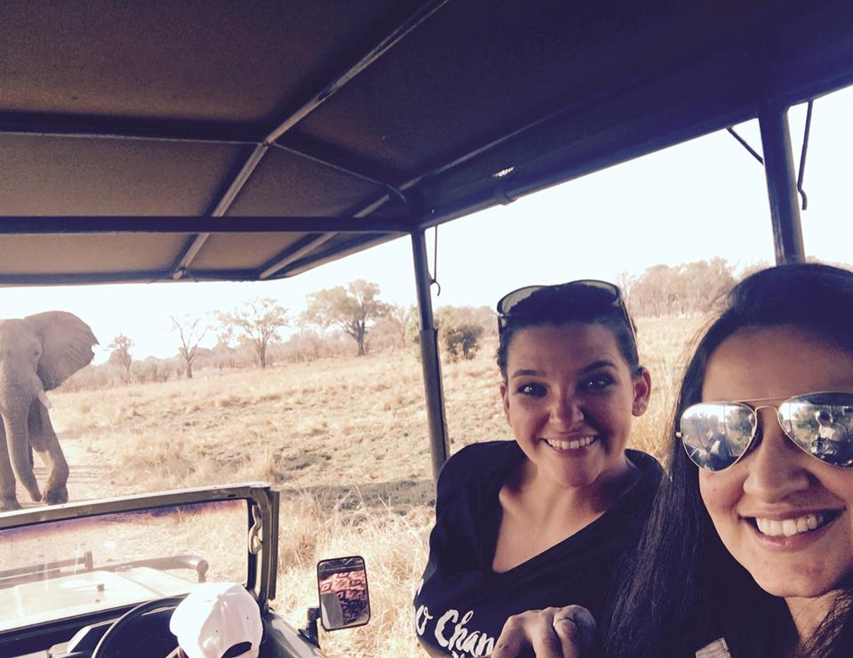 Photo Diary: Safari through the Mosi-oa-Tunya National Park