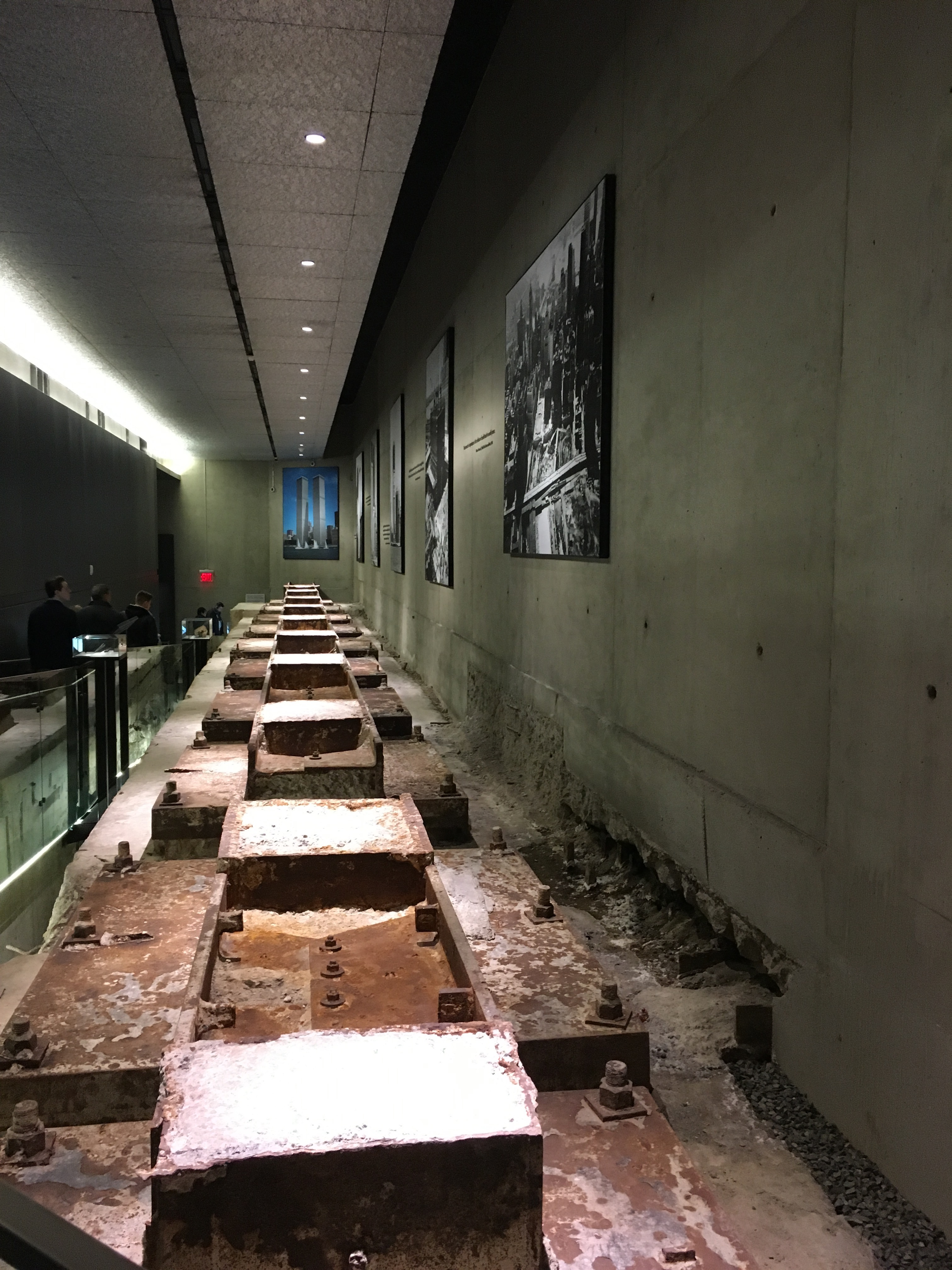 Ground Zero Over 15 Years Later 9 11 Memorial And Museum