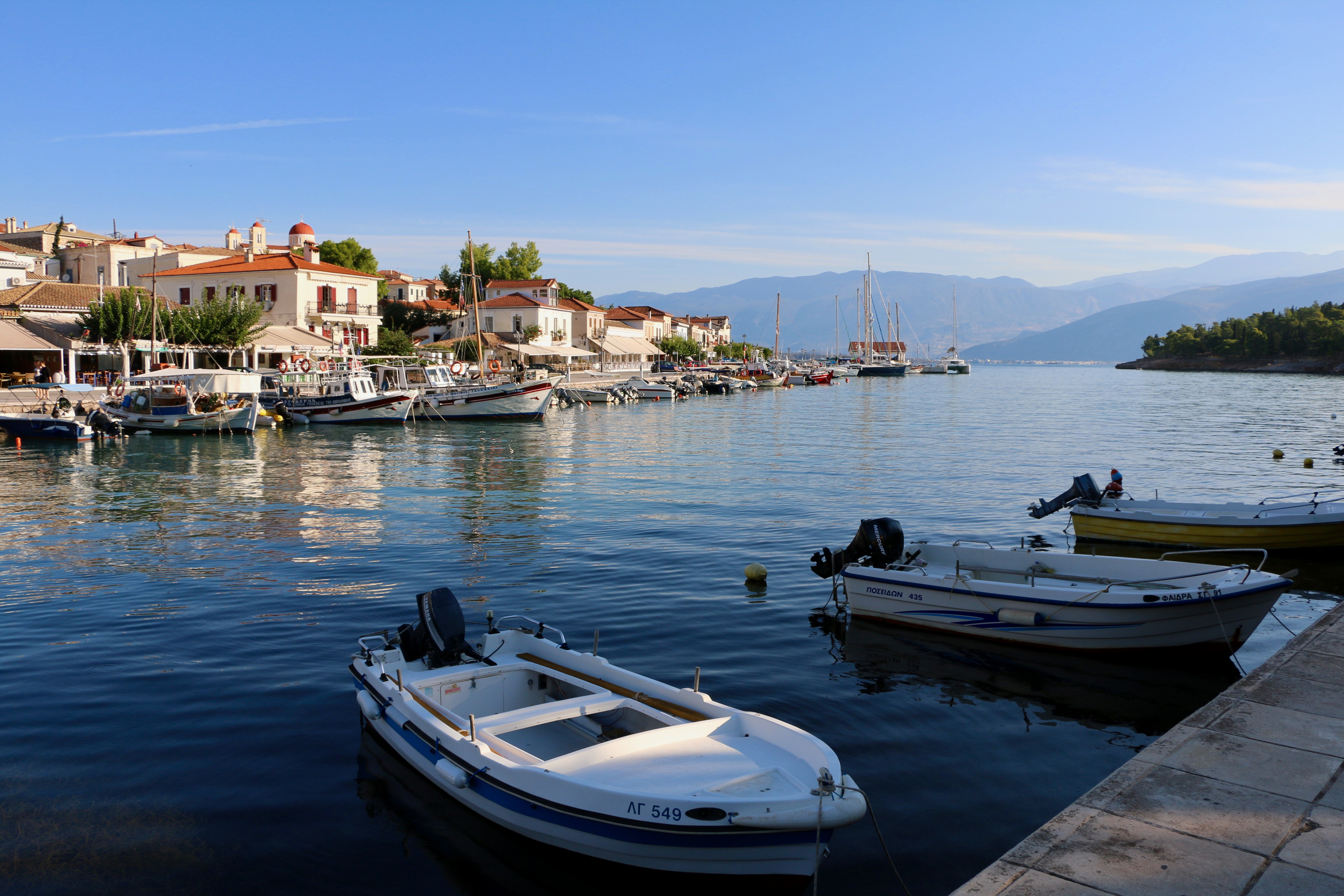 50 Photos That Will Make You Want to Visit the Corinthian Riviera