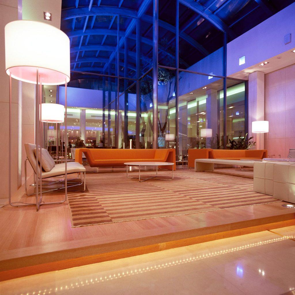 Hilton Athens Lobby