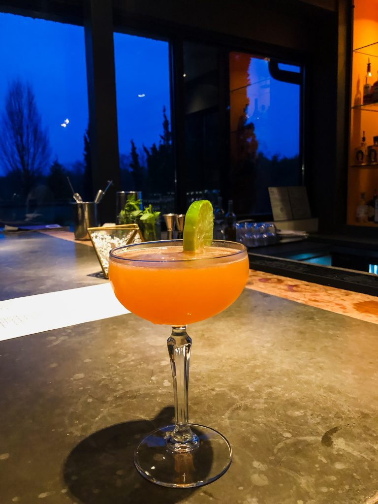 cocktails at Hotel Domestique