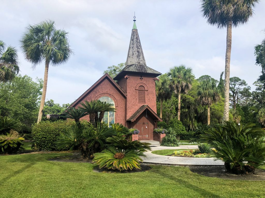 Jekyll Island's Faith Chapel