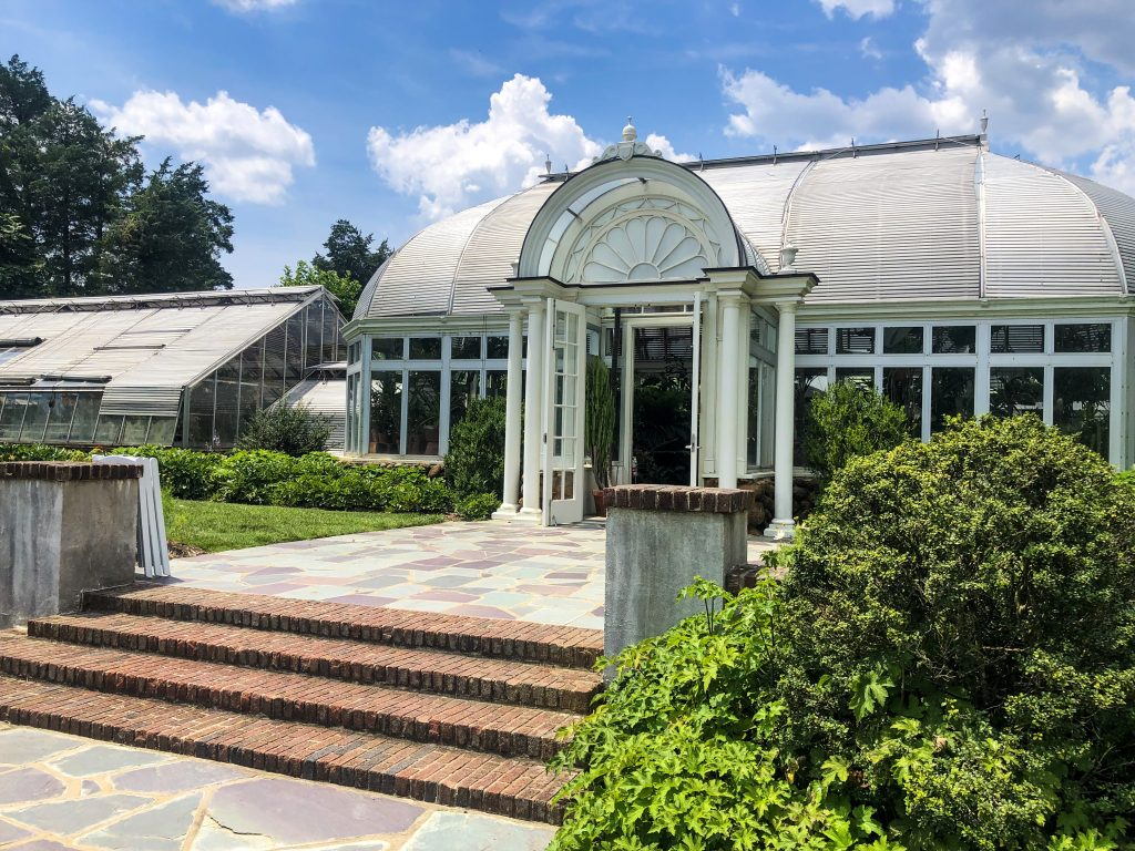 Reynolda Greenhouse